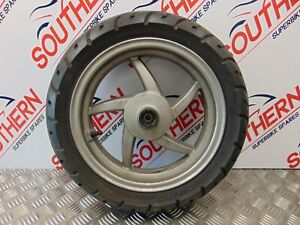 SYM SYMPLY 2 125 2016 FRONT WHEEL WITH TYRE