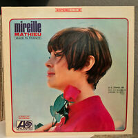 "MIREILLE MATHIEU - Made In France (SD 8160) - 12"" Vinyl Record LP - VG"