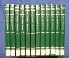The Great Scientist Frank Magill Set of 12 Books Grolier Educational 1989