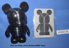 """Disney Vinylmation 3"""" Urban Series #6 Zippers With Card"""