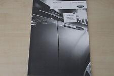 172152) Ford Mondeo - Preise & tech. Daten & Ausstattungen - Prospekt 12/2008