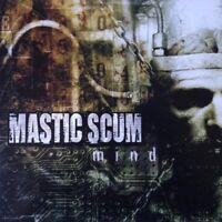 MASTIC SCUM - MIND   VINYL LP NEU