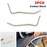 2x Carbon Steel Multifunction Brake Adjuster Bicycle Bike Tire Lever Repair Tool