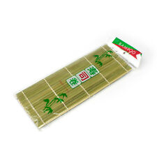 "Bamboo Sushi Rolling Mat 9.5"" inch Square AUTHENTIC Sushi Making Roller 24*24 CM"