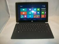 Microsoft Surface RT w/Keyboard-2GB-32GB-Wi-Fi-10.6in - Dark Titanium