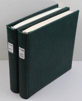 Frankreich 1981 bis 2000 postfrische Neuheiten-Sammlung in 2 Lindner-T-Alben