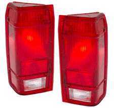 NEW PAIR OF TAILLIGHTS FITS FORD RANGER 1991-1992 FO2801143 FO2800143 F1TZ13405C
