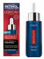 L'Oreal Paris Revitalift Derm Intensives Night Serum  - 1 fl oz.
