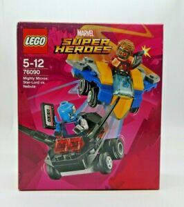LEGO Marvel 76090  Mighty Micros: Star-Lord vs Nebula Super Heroes Brand NEW