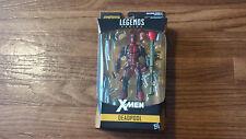 Marvel Legends Deadpool X-Men Juggernaut Wave New Sealed