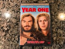 Year One Dvd! 2009 Comedy! (See) Superbad Saving Silverman & The Big Year