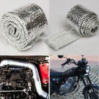 1M Tissu Isolant Protection Thermique Echappement Turbo Ignifuge Antikérosène