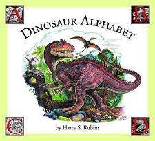 Dinosaur Alphabet by Harry S. Robins (2006, Hardcover)