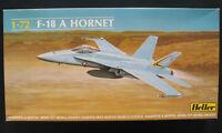 Heller 80338 - F-18 HORNET - 1:72 - Flugzeug Modellbausatz - Airplane Kit