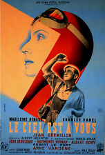 LE CIEL EST A VOUS (The Woman Who Dared) (1944) * with switchable English subs *