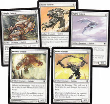 20 Card Affinity Golem - Darksteel - NM/SP - 4x of each - Sets - Magic MTG FTG