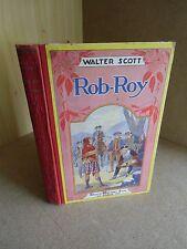 Rob Roy.Walter SCOTT.Garnier Freres 1933    Z001