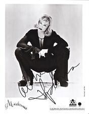 Madonna Signed - Autographed Reprint 8x10 Photo
