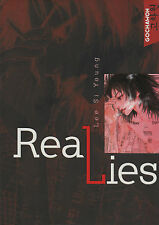 GOCHAWON - LEE SI-YOUNG - Real Lies - Manga Coréen - Manhwa - BD - 2005