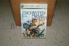 Enchanted Arms Xbox 360 Game w/ Exclusive 48 Page Graphic Novel Comic NEW