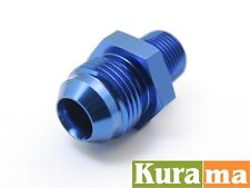 "AN3 Male to NPT 1/8"" Adapter  Aluminum Alloy Fittings"