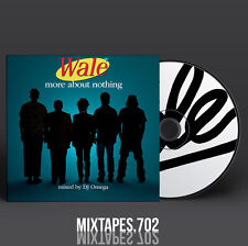 Wale - More About Nothing Mixtape (Full Front/Back/CD Artwork)