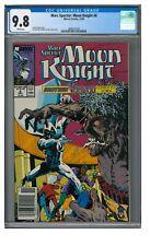 Marc Spector Moon Knight #6 (1989) Brother Voodoo Newsstand CGC 9.8 JZ366