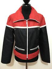 CULT VINTAGE '70 Giubbotto Donna Sci Bicolor Sky Woman Jacket Sz.M - 44