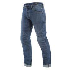 Dainese Tivoli Regular Stretch Jeans Medium-Denim Size 33 Motorcycle New /