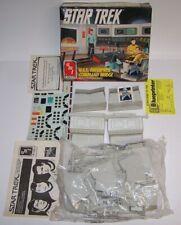 Star Trek Uss Enterprise Command Bridge Model Kit Amt Ertl 1991
