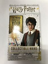 HARRI POTTER DRACO MALFOY Wand COLLECTIBLE BRAND NEW (UNOPENED)