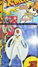 X-men Force toy biz STORM white suit Classics 1995 toybiz animated pre legends