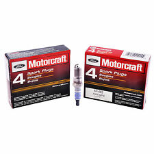 1998-2011 LINCOLN TOWN CAR 8 Brand New Motorcraft Spark Plug SP-493 AGSF32PM