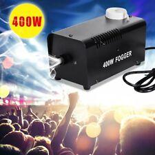 400W Smoke Mist Fog Effect Machine Mounted Remote for Disco Stage Club DJ