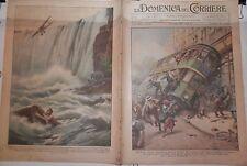 Disastro ferroviario a Glasgow cascate del Niagara Napoleone III Filippo Neri di