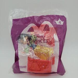 Disney Princess McDonalds 2021 MULAN Happy Meal Toy #4 NIP