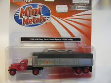 1:87 Classic Metal Works  USA Chevrolet Truck  McLean Trucking