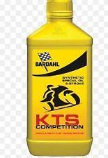 Olio miscela per moto 2T Sintetico con elevatore di ottani Bardahl KTS 220040
