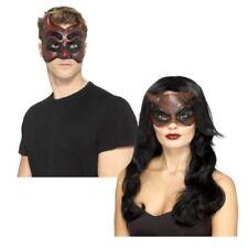 Maschere senza marca per carnevale e teatro latex
