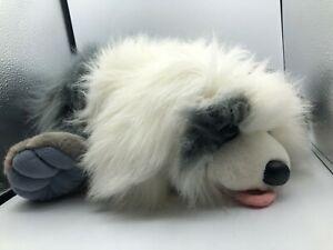 The Heritage Collection Googles Ganz Bros Sheep Dog Plush Stuffed Toy Animal