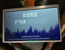 For Korg PA600 Screen LCD Display Panel + Touch Screen digitizer