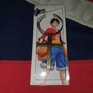 One Piece Hawk-Eye Dracule Mihawk Cosplay Kogatana Cross Sword Necklace Pendant