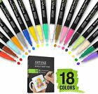 Acrylic Paint Pens-Set of 18 Premium Markers Extra Fine Tip for DIY Art Project