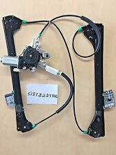 New Front Passenger Right Power Window Regulator For BMW COUPE 106 With Motor