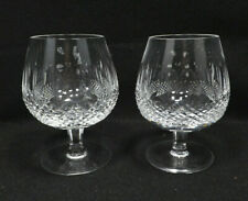 Waterford Crystal Colleen 2 Large Brandy Snifter Glasses, 5 1/4""