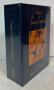 96256 I SOGNI DI ANDREA CAMILLERI + 48 Cartoline - Sellerio 2015 SIGILLATO