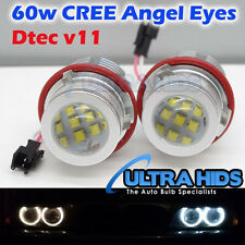 60 W Cree Led Angel Eye Halo Bombilla Bmw E39 Serie 5 E59 E53 E60 E63 E64 E65