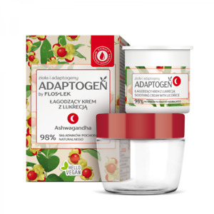 Flos-Lek Adaptogen łagodzący krem noc/ Soothing night cream