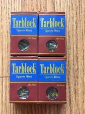 TAR Block CIGARETTE FILTERS 4 Bx (120 Filters) Blocks Harmful Toxins