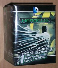 Batman: Streets of Gotham Heroclix gravity feed booster pack New